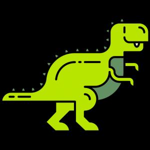 Logo El Disenosaurio