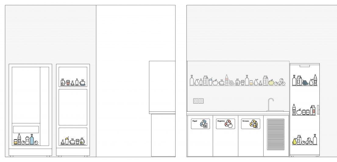 Diseno grafico oficinas Direct grafismo