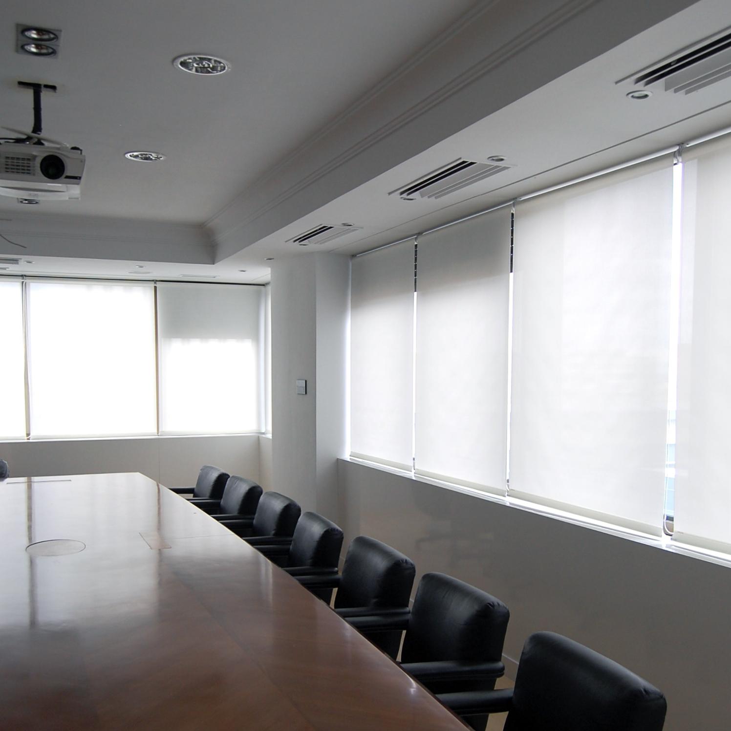 Diseno proyecto interiorismo reforma sala de juntas for Diseno de oficinas 3d