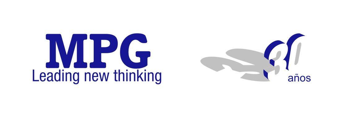Logo 30 aniversario MPG