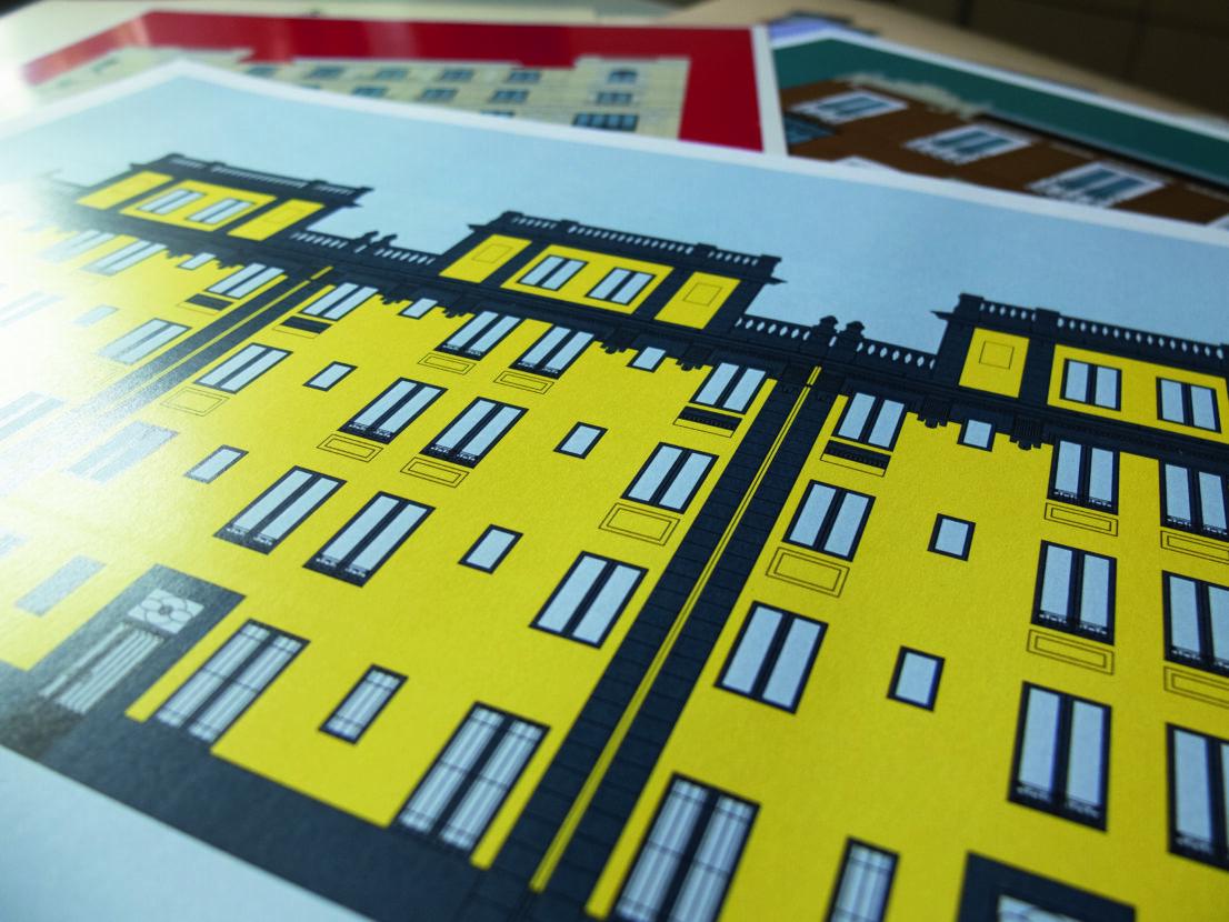 lamina-ilustracion-arquitectonica-fachada-edificio-colonia-pico-panuelo